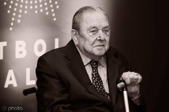 瑞典足球悲傷時刻:前歐足聯主席約翰松逝世