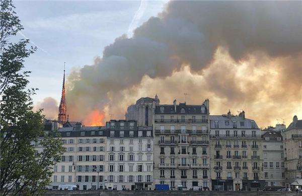 法國衛生部呼吁群眾查血鉛,恐巴黎圣母院大火造成鉛污染