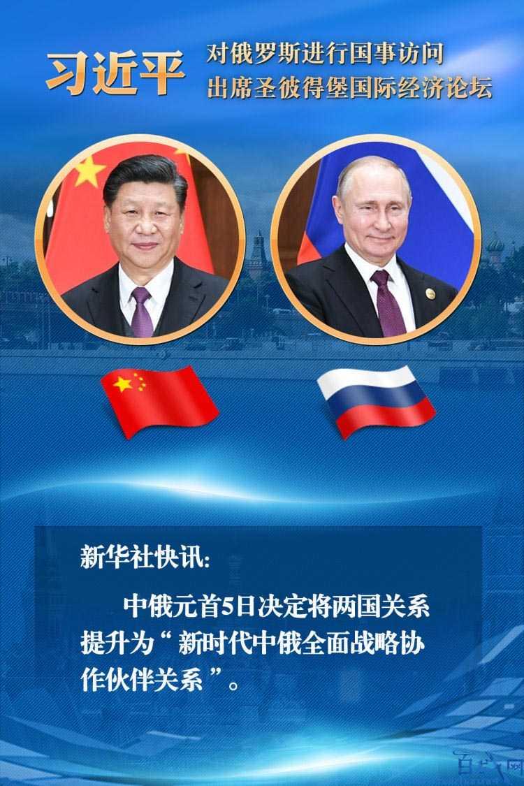中俄有关新定位,中俄有关,中俄新时代战略配相符友人