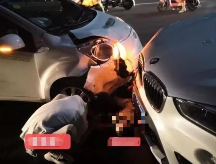 大學生開共享汽車出車禍,一歲男嬰在事故中死亡