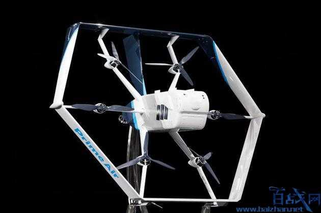 亚马逊送货无人机,送货无人机,亚马逊