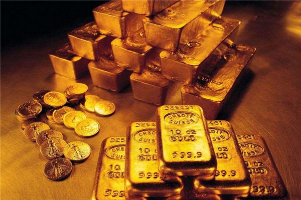 國際黃金價格持續走高,一月內多次上漲已達1335美元每盎司