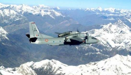印度空軍一架運輸機失蹤,印媒暗示飛機或已墜毀