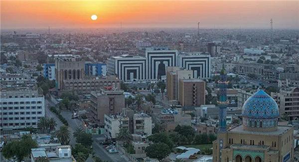"""伊拉克首都再次完全開放,特定時間可自由出入""""綠區"""""""