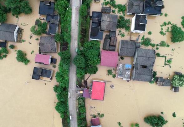 江西暴雨致6人死亡,未来几天南方强降雨还将持续
