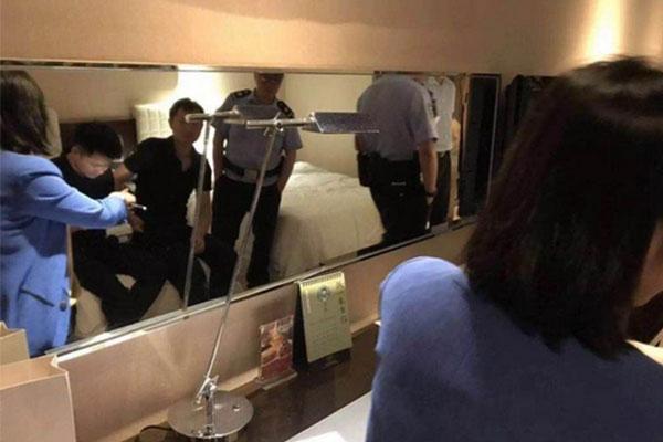 喜来登酒店回应针孔摄像头,喜来登酒店回应,喜来登针孔摄像头