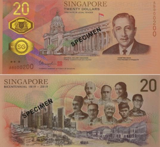 新加坡新钞现华侨,陈嘉庚与新加坡有哪些渊源?