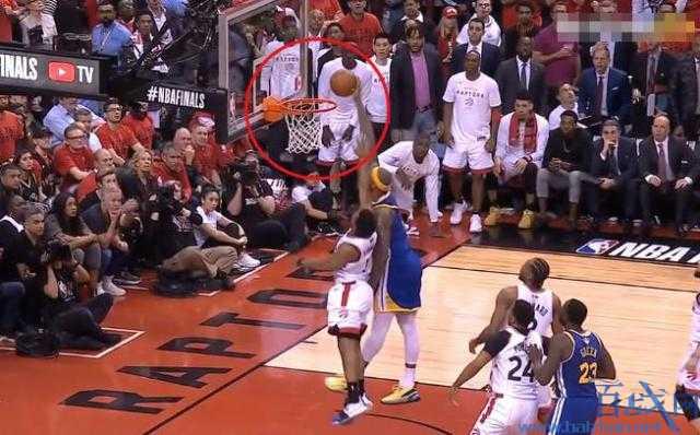考辛斯,考辛斯干扰球,NBA总决赛G5
