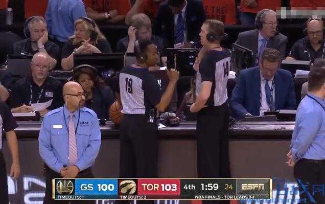 考辛斯,考辛斯干擾球,NBA總決賽G5