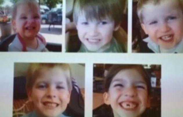美国恶父残杀5个孩子,一件小事让他竟下如此毒手
