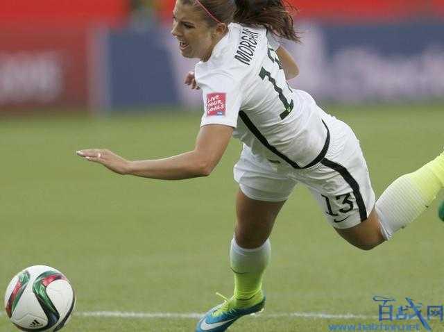毫不留情!美国女足横扫泰国女足比分13-0 女足世界杯史上最大分差