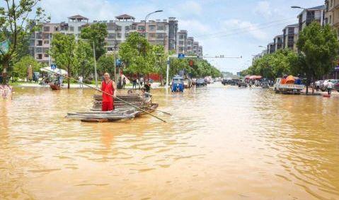 广西强降雨已致12人死亡,今年最强降雨袭击南方多地