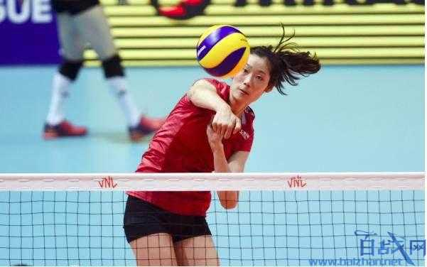 赞!2019世界女排联赛 中国女排3:0横扫波兰