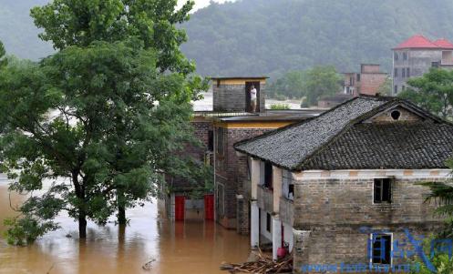 江西洪涝灾害,江西洪涝灾害200万人受灾,江西暴雨