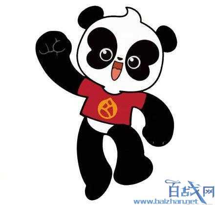 首个熊猫国际形象,大熊猫国际形象,阿璞