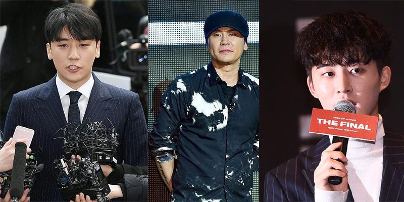 """韩网友要求停止YG艺人活动,集体""""请愿""""韩国青瓦台发布文章"""
