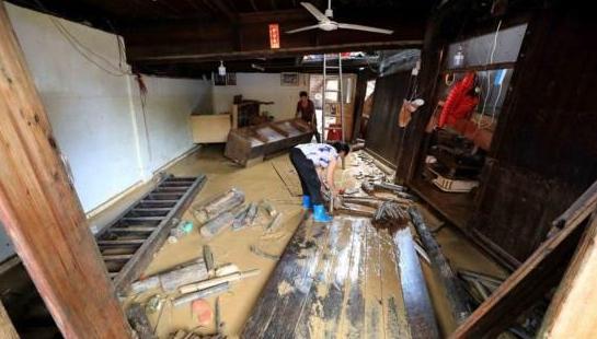 全国675万人遭遇洪灾,南方强降雨持续影响多个省份