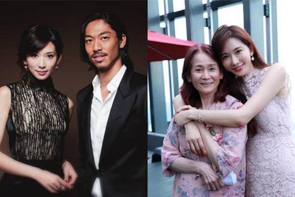 林志玲闪婚原因曝光之后,台湾第一美女同时也是一个好女儿
