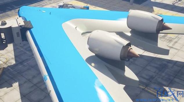 荷兰新概念飞机,荷兰推出新概念飞机,新概念飞机