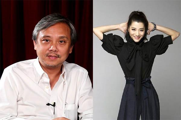 导演娶小30岁嫩妻系中国内地90后女演员,陈嘉上大概是真爱了