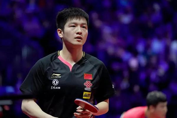 日乒赛樊振东4-1战胜马龙晋级半决赛 第十七次交手赢得第三场胜利