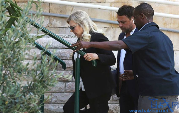 花10万美元叫外卖,总理夫人花10万美元叫外卖,以色列总理夫人