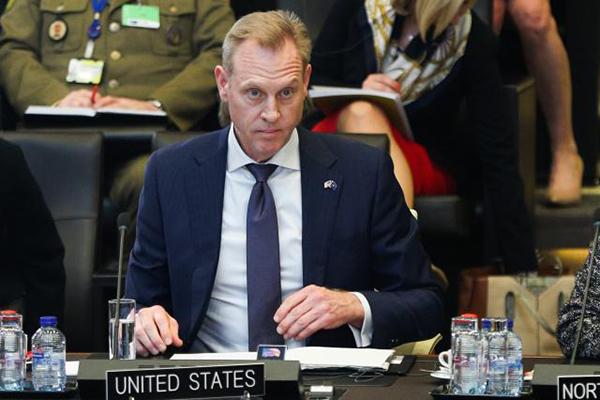 美國向中東增兵約1000人 代理國防長:此舉是以防御為目的