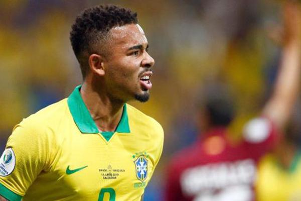 美洲杯巴西对战委内瑞拉三次进球被判无效 以0-0战平无法提前出线