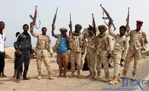 122沙特阿拉伯被控雇佣娃娃兵,胡赛武装曾发现多具持枪儿童尸体