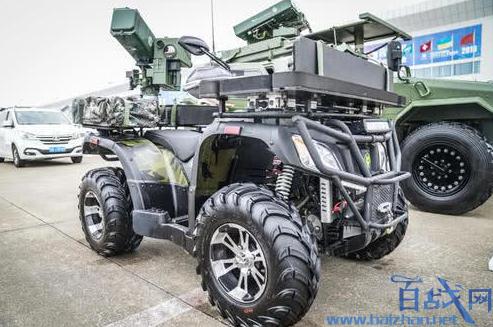 中国打造世界最小反坦克车辆,对坦克实施打击后还能轻松脱离战场
