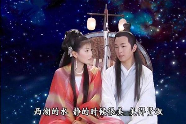 白蛇传刘涛版本也耐看,她和潘粤明那些经典瞬间你还记得吗?