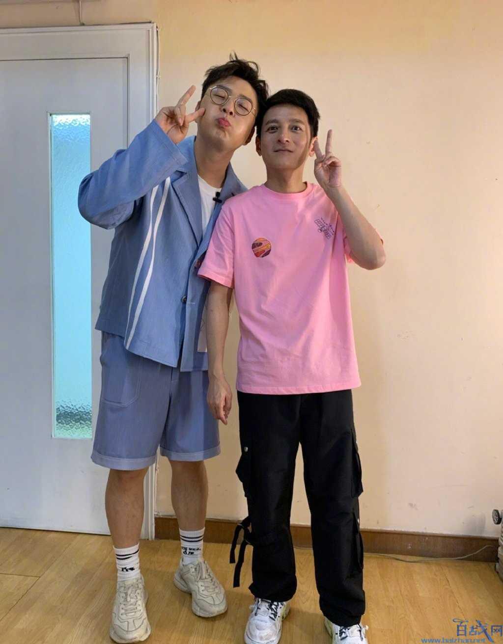 杜海涛瘦身成功初露小哥哥气质,和维嘉比耶兄弟情深意味足