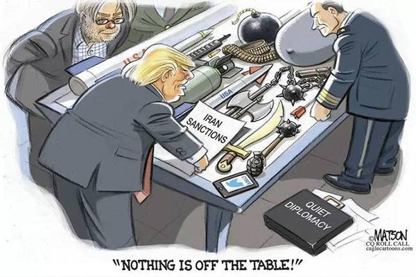 特朗普要打伊朗了吗?美国和伊朗何时开战?