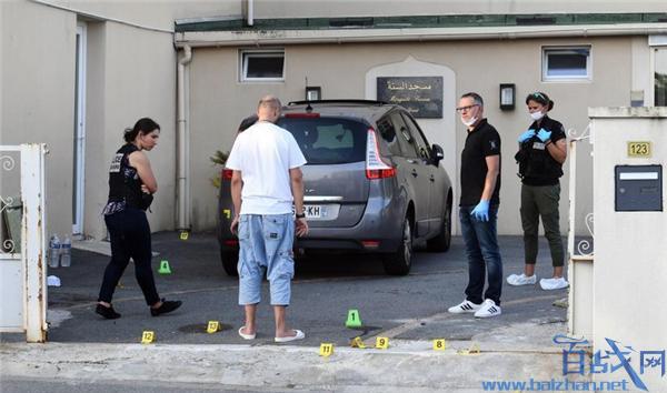 法國布雷斯特發生槍擊事件,槍手在射傷兩人后開槍自殺