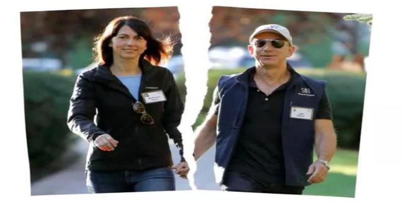 史上最贵离婚生效 世界首富亚马逊创始人贝佐斯离婚给前妻380亿美元