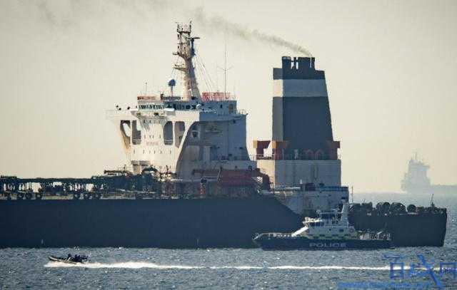英国扣押伊朗油轮,英国伊朗,美国伊朗,伊朗油轮被扣押