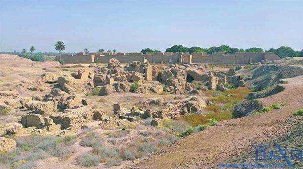 巴比伦遗址申遗,巴比伦古城,伊拉克巴比伦遗址