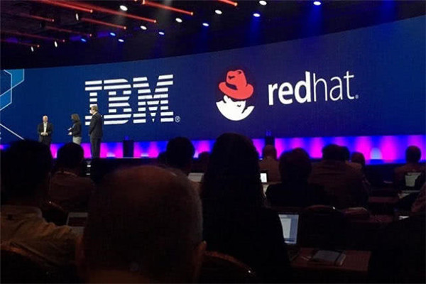 ibm公司,红帽,redhat