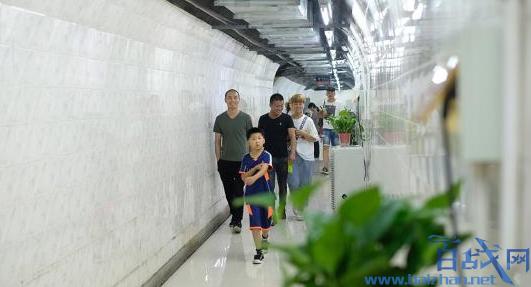 开放防空洞避暑,南京免费开放防空洞供市民避暑,南京开放防空洞避暑
