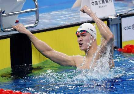 孙杨1500米自由泳,孙杨放弃1500米自由泳,孙杨,自由泳,广光世锦赛