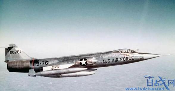 台军还买过飞行棺材,台军买飞行棺材,飞行棺材F-104战斗机