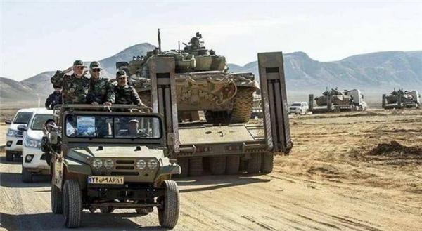 伊朗突然举行阅兵仪式,陆军总司令称伊朗军队将誓死捍卫国家尊严
