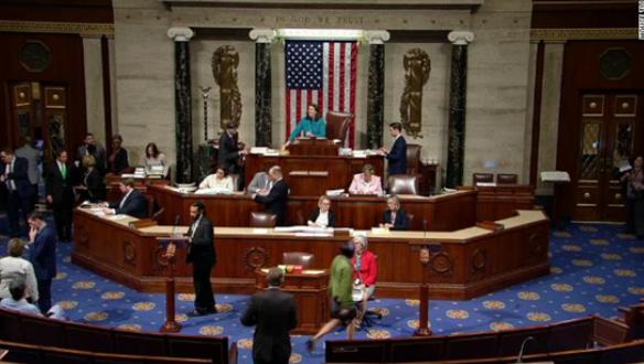 4名美国共和党议员倒戈,特朗普种族主义言论遭到谴责