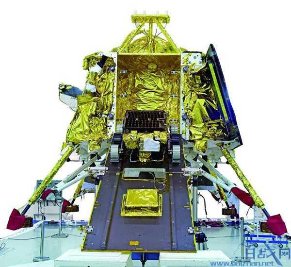 印度发射月船2号,印度月船2号,月球探测器