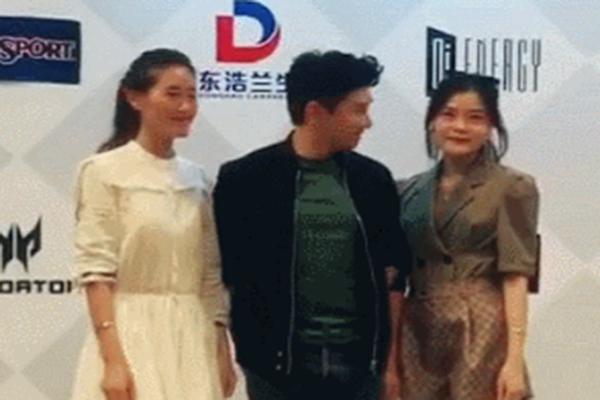 吴奇隆婉拒粉丝挽手合影 吴奇隆说了什么?
