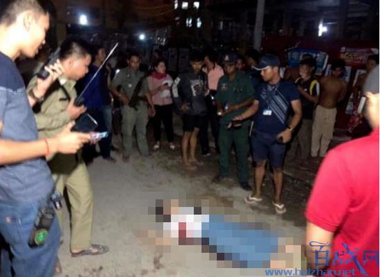 中国女性柬在埔寨街头遭绑架 反抗后被残忍枪杀