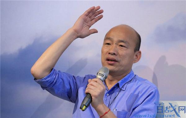 韩国瑜谈副手人选,韩国瑜副手,韩国瑜最新消息