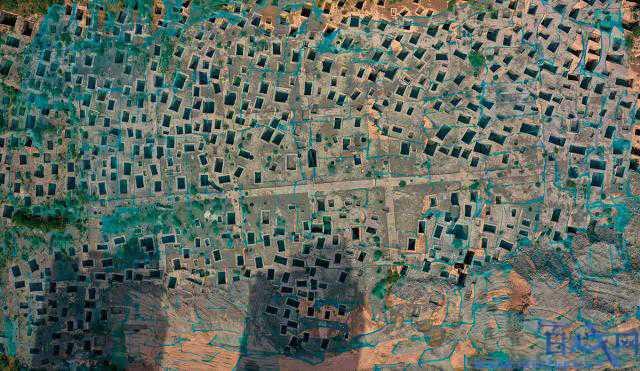 西安战国墓葬群,战国葬群,西安战国古墓,古墓群