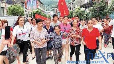 女童被米饭骗进麻袋,5公里走了23年,寻女23年