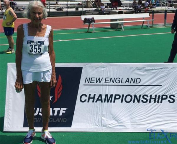 91岁老太破短跑纪录,91岁老太破400米世界纪录,400米世界纪录